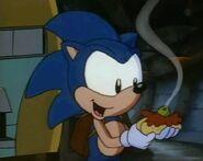 Sonic chili dog