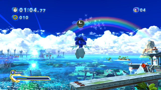 File:Sonic Generations @ Seaside Hill through rainbow rings.png