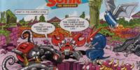 Marble Zone (Sonic the Comic)