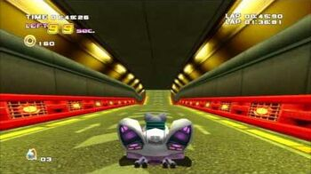Sonic Adventure 2 (PS3) Route 280 Mission 4 A Rank
