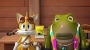 Tails and Og shocked