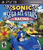Sonic and Sega all stars racing PS3