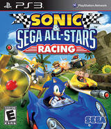 Sonic and Sega all stars racing PS3