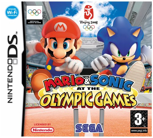 File:Mario & Sonic at the Olympic Games Cover Art.jpg
