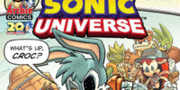 Archie Sonic Universe Issue 48