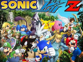 Sonic Kai Z heroes poster