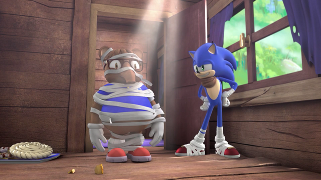 File:Sonic ties up Mark.png