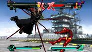 Ultimate Marvel VS Capcom 3 Character Pose 6