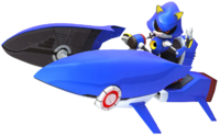 Metal Sonic 19