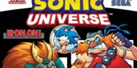 Archie Sonic Universe Issue 40