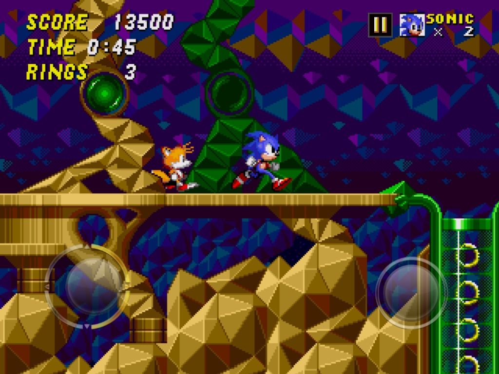Hidden Palace Zone Sonic The Hedgehog 2 Sonic News Network Fandom Powered By Wikia