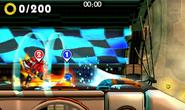 Eggman-bot vs Himself