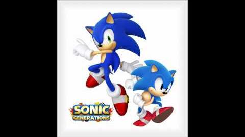 Sonic Generations OST - Mission (Vector Music Battle)