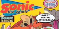 Sonic the Comic Issue 23