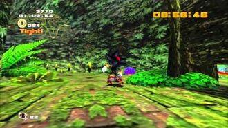 Sonic Adventure 2 (PS3) White Jungle Mission 1 A Rank