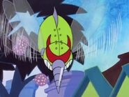 Buzz bomber in aosth