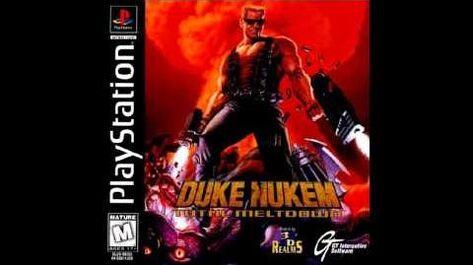 Mark TDK Knight - Gabbag (Duke Nukem Total Meltdown)