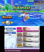 Mario and Sonic at the London 2012 Olympic Games-Nintendo 3DS Canoe-Slalom-pair-2