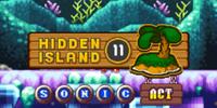 Hidden Island 11