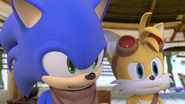 S1E09 Angry Sonic and Tails