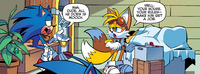 Tails Workshop Comics