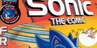 Sonic the Comic Issue 134
