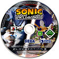 Unleashed ps3 eu disc