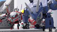 Robots under control