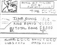 SM End of Level Bonus