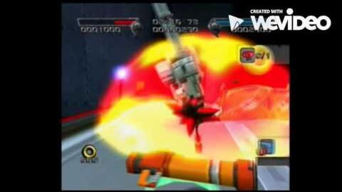 Shadow the Hedgehog How to easily beat Iron Jungles Hero Mission WITHOUT the Shadow Rifle
