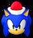 Sonic Runners Christmas Sonic Icon
