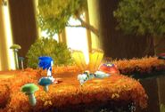 Butterdroid Sonic Generations 3DS