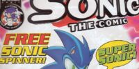 Sonic the Comic Issue 206