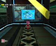 Sonic Adventure Final Egg Pokeball