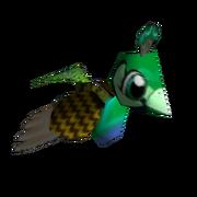 SADXPeacock