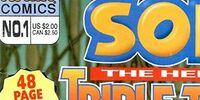 Archie Sonic the Hedgehog Triple Trouble