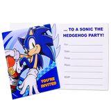 Sonic Invitations