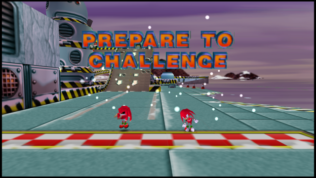 File:Sonic R Metal Knuckles Challenge.png