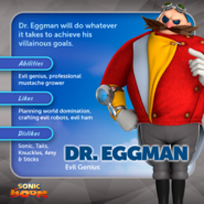 Eggman (Sonic Boom) profile