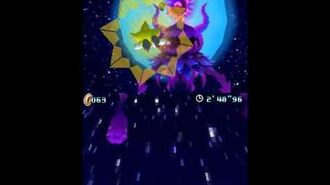 Sonic Colours (DS) Extra Stage V.S. Boss