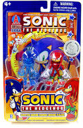 Knuckles and Sonic pack