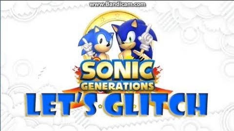 Let's Glitch Classic Sonic Adventures