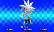 Sonic Generations 3DS model 12