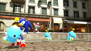 Chao Sonic Unleashed
