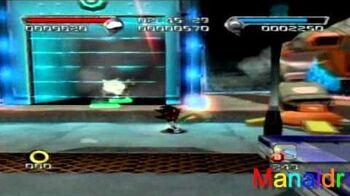 Shadow the Hedgehog Expert Mode Part 18-GUN Fortress