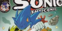 Sonic the Comic Issue 216