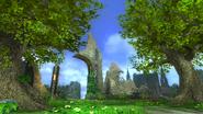 Kingdom Valley (Sonic 2006 Title Screen - No logo)