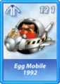 Card 121 (Sonic Rivals)
