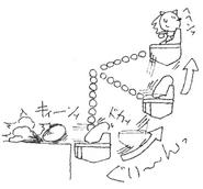 Sketch-IceCap-Zone-Elavator-I