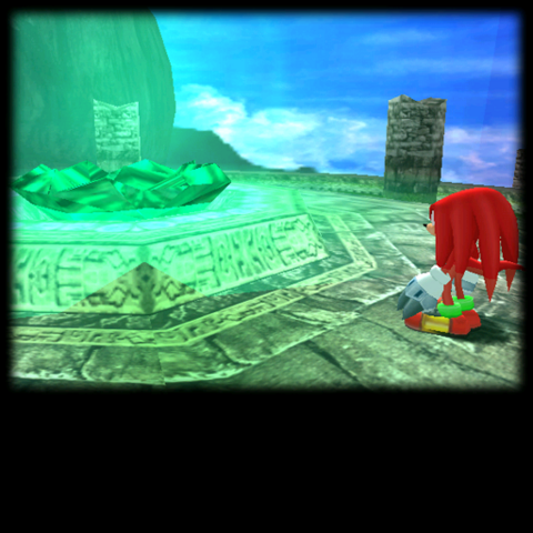 File:Sonic Adventure Credits (Knuckles 10).png
